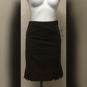 Studio M brown skirt